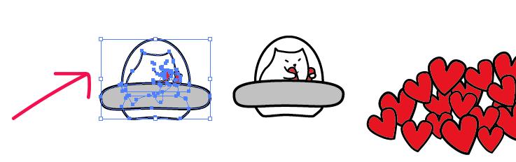 LINE動くスタンプ作り方3